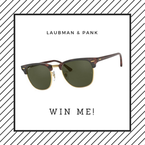 2b1720a058e ... clearance win a pair of ray ban clubmasters from laubman and pank  clifford 349ec c2a9c
